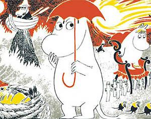 Tove Jansson: Moomin et la comète