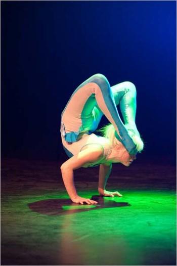 Множество различных цирковых фестивалей демонстрируют в этом году самые разные стороны современного финского цирка.