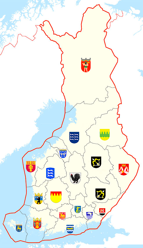 Take a tour of finland region by region thisisfinland take a tour of finland region by region publicscrutiny Images