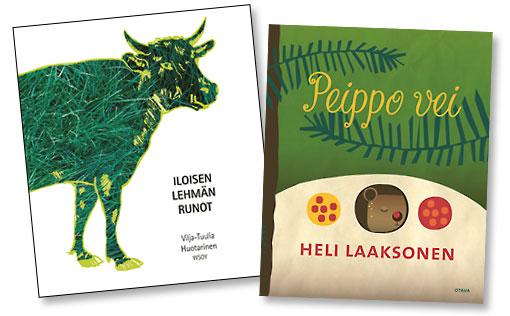 В Финляндии ежегодно публикуется двести стихотворных изданий