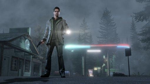 Видео-игра «Алан Уэйк»(Alan Wake) - психологический триллер, разработанный компанией Remedy Entertainment и опубликованный Microsoft Game Studios эксклюзивно для Xbox 360