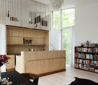 Finnish architecture, multigenerational family home, Tuomas Siitonen, House M-M, Helsinki, Finland