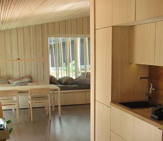 Финские деревянные дома, финская архитектура, Хонка, Рованиеми, Финляндия, Honka, Rovaniemi