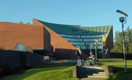 Urban Treasure Hunting With An Aalto App Thisisfinland