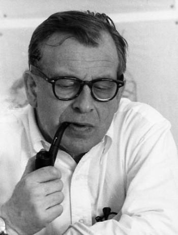 Eero Saarinen 1910-1961.