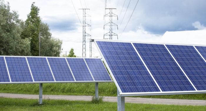 В г. Сало скоро отроют завод по выпуску солнечных панелей и установок для их производства.