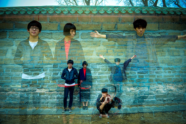"Beijing band Chui Wan, appearing at the Niubi Fest, plays experimental psychedelic rock. Their name comes from Daoist philosopher Zhuangzi's ""Qi Wu Lun,"" a mystical work on nature and human life.