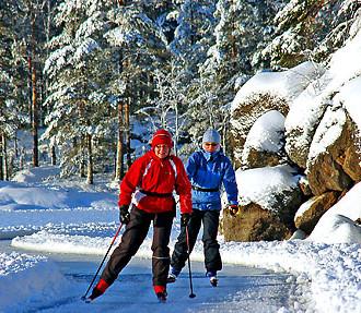 Finnische Forstwirtschaft, Erholung, Naturschutz, Waldgesetz, Forstzertifizierung, Finnland