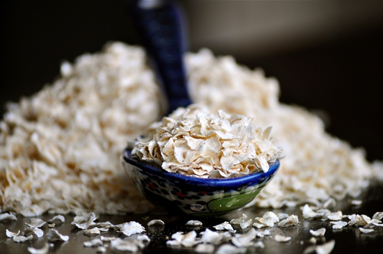 Finnish oats are large and pale, qualities that make them attractive to breakfast cereal companies.