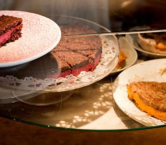 Johan & Nyström café, Pasi Kokko, Liisa, Finnish superfoods, berries, Everyman's Right, Pasi Kokko, Katajanokka, Helsinki, Finland