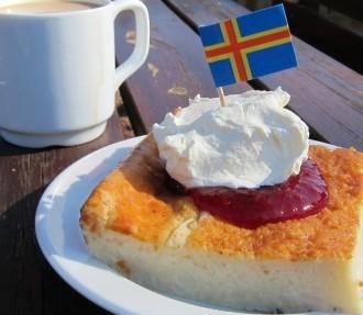 芬兰,奥兰群岛,当地烹饪