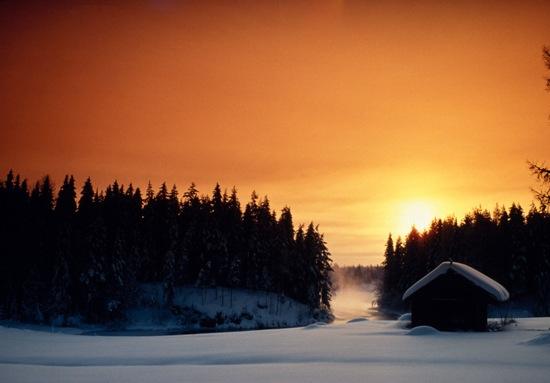 Aucune région du monde ne cultive la terre sous des latitudes plus septentrionales.