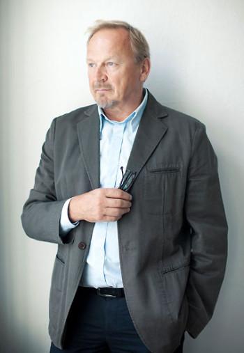 Portrait of Hannu Kähönen.