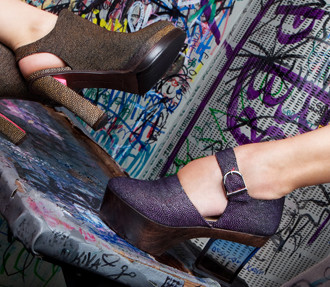 Minna Parikka, shoe designer, Finnish fashion, Helsinki, Finland