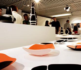 Anu Penttinen, Nounou Design, Nuutajärvi, Iittala, Glaswaren, Glasblasen, Glaskunst, Helsinki, Finnland