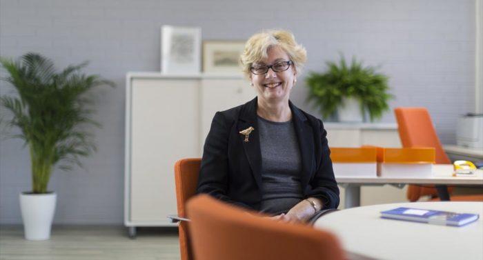 """""""Es war eine angenehme Überraschung, uns unter den Top 300 wiederzufinden und zum ersten Mal von THE in das Ranking einbezogen worden zu sein"""", sagt LUT-Rektorin Anneli Pauli."""