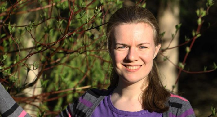 """""""Die Ausbildung in Finnland ist mehr wie im richtigen Leben"""", sagt Polina Noeva."""