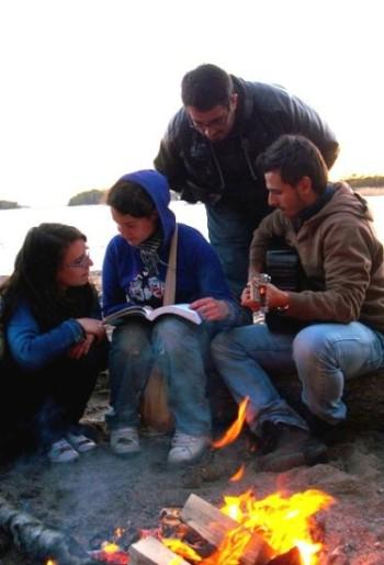 Un año en el extranjero puede generar amistades de por vida y en el mundo entero.
