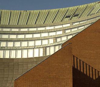 Université d'Alvar Aalto, campus d'École Supérieure des Sciences et Techniques