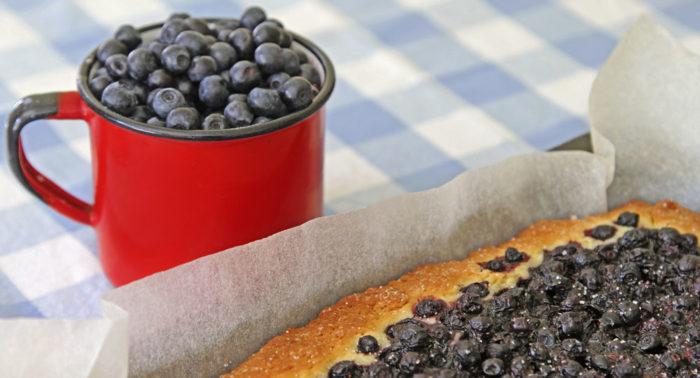 Из черники и брусники в Финляндии варят варенье, пекут пироги и делают торты.