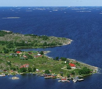 Korpo archipelago off the coast of southwest Finland. Photo: Hannu Vallas