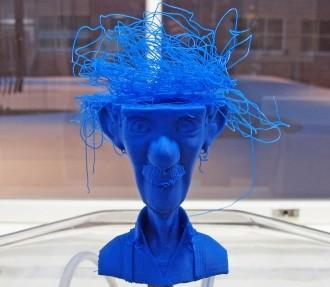 3D печать, производственная лаборатория университета Аалто, FabLab, 3D Online Factory, Launzer, Хельсинки, Финляндия