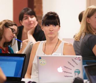 Rails Girls, Railsberry,互联网, 网络应用, 软件, 编程, 芬兰, Linda Liukas, Karri Saarinen