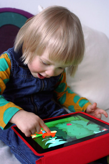 Kapu Toys' apps make kids use their brains while they play.