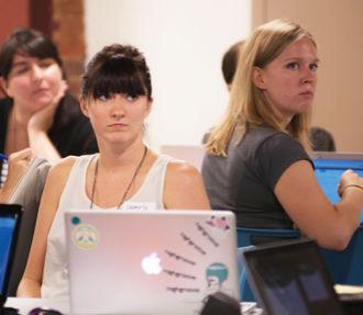 Rails Girls, Railsberry, web, internet apps, software, programming, Finland, Linda Liukas, Karri Saarinen