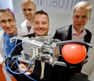 ZenRobotics, robots that recycle, Finland