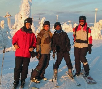 Aalto University, Helsink, Finland, foreign professors and researchers, Finnish language and customs, adjustment, acclimatisation