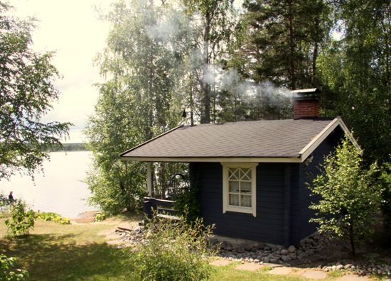 """Sauna"" is, without a doubt, the most famous Finnish word, and has made its way around the world. In our humble opinion, the best saunas are still found along the seashores and lakesides of Finland."