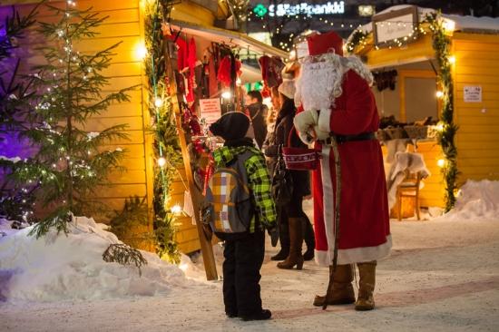 Finnish Christmas Markets Brighten Winter Thisisfinland