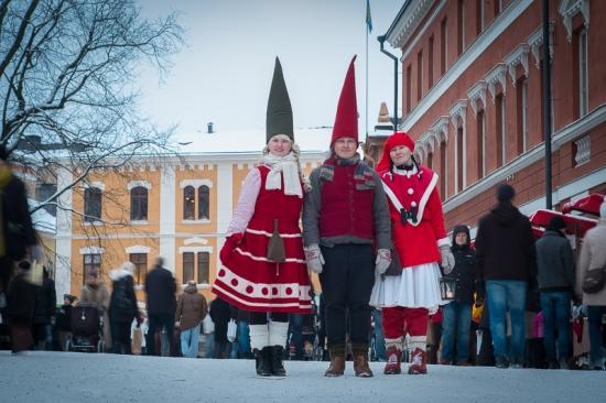 Finnish Christmas markets brighten winter - thisisFINLAND