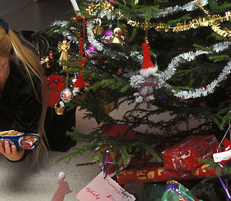 Christmas spirit in Finland