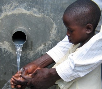 A source of clean water, supported by gift schemes such as those mentioned in this article, forms a vital step in minimising the spread of certain diseases.