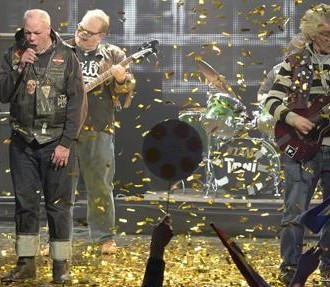 PKN, Pertti Kurikan Nimipäivät, Helsinki, Finlandia, Festival de la Canción de Eurovisión 2015, Viena, Austria, grupo punk, música