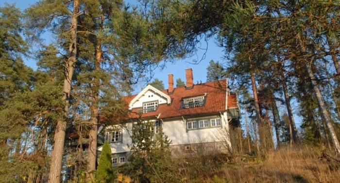 """""""Man sollte Ainola (das Haus, wo Sibelius lebte und arbeitete) besuchen, denn es ist eines der besterhaltenen Heimmuseen der Welt"""", sagt Porra."""