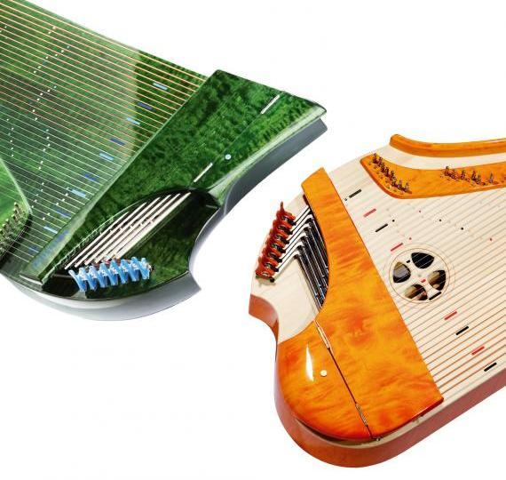 The concept of the kantele has expanded in recent years and now includes bigger, flashier instruments.