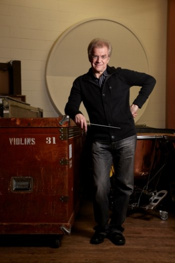 """My job is to put things together,"" says Minnesota Orchestra music director Osmo Vänskä."