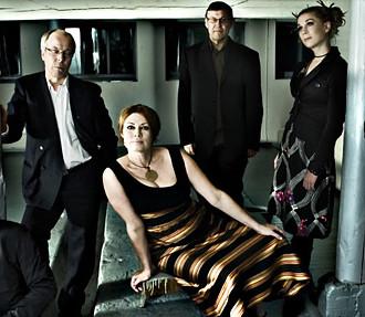 温铎探戈乐队,芬兰探戈乐队,Nordic Cool 2013,Scandinavia House,芬兰
