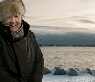 Composer Einojuhani Rautavaara, Finland