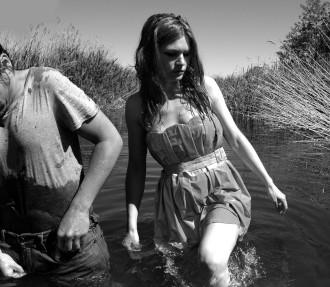 """Eintauchen in die Musik: Das französisch-finnische Duo """"The Dø"""" setzt sich zusammen aus Dan Levy (links) und Olivia Bouyssou Merilahti."""