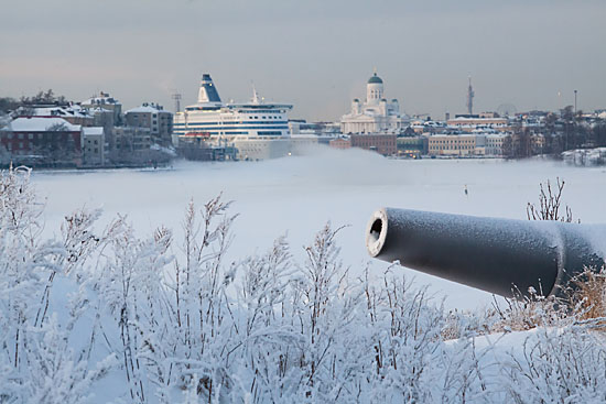 Suomenlinna was founded by the Swedes as a defensive fortress, but these days it's one of Helsinki's most peaceful communities.Photo: Tim Bird