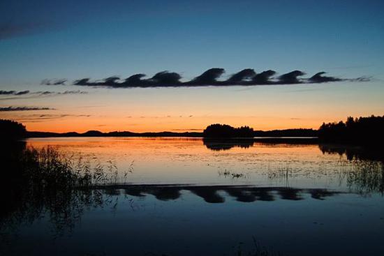 Utraslahti, Punkaharju Photo by Jonas Burow