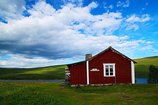 Utsjoki Photo by Jasmine Lappalainen