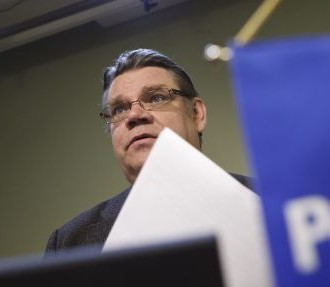 """Strangely enough, Timo Soini, leader of the """"True Finns"""" party, actually wrote his masters thesis about populism."""