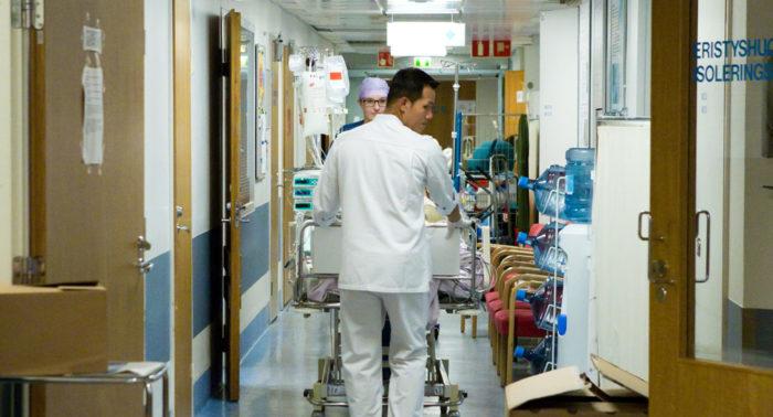 У медсестер и медбратьев хорошие шансы найти работу в Финляндии.