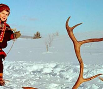 Samen indigene Bevölkerung, Geschichte und Herkunft, Finnland