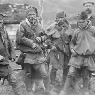 Pueblo indígena Sami, historia y orígenes, Finlandia